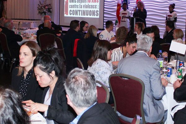 Record attendance at ICM's annual recognition luncheon